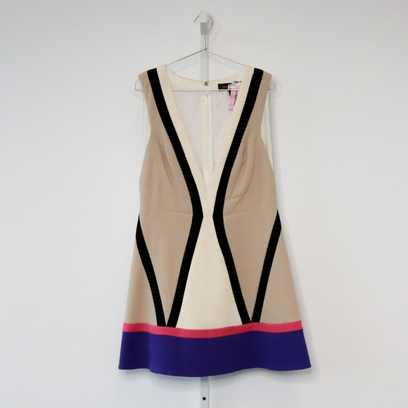 Louis Vuitton A-Line Dress